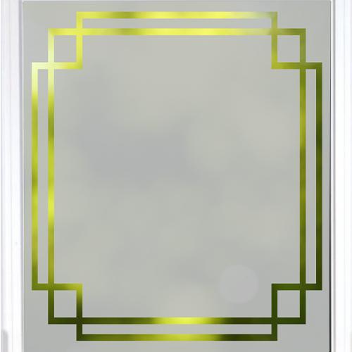 Square Line Border