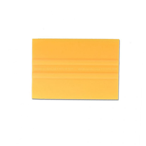 "4"" Lidco Orange Bondo (Square Corners)"