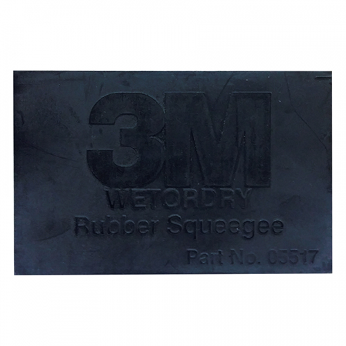 3M Wet or Dry Rubber Squeegee