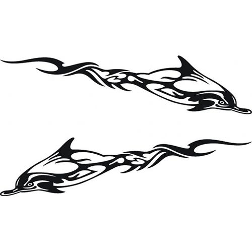 Firey Dolphins