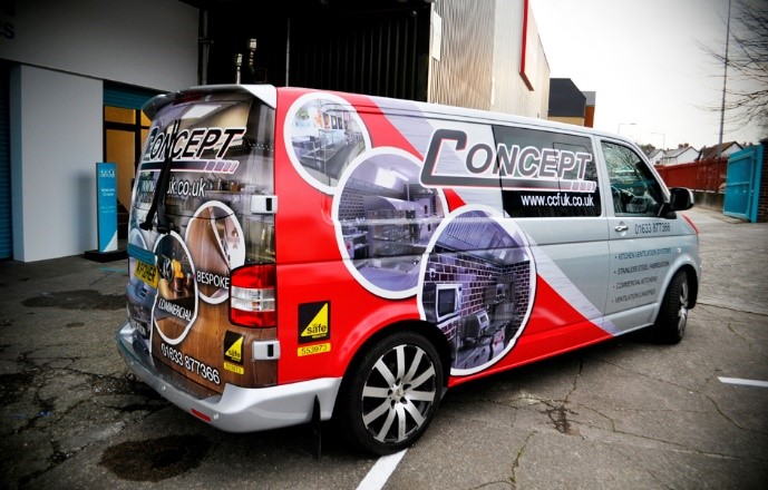 Automotive Vehicle Branding