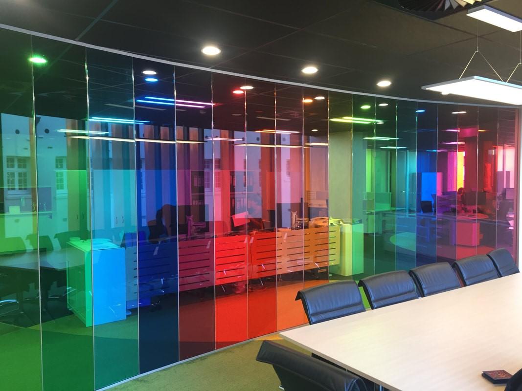 Colour Film for Windows