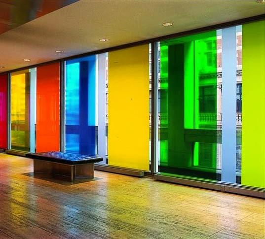 Coloured Decorative Film