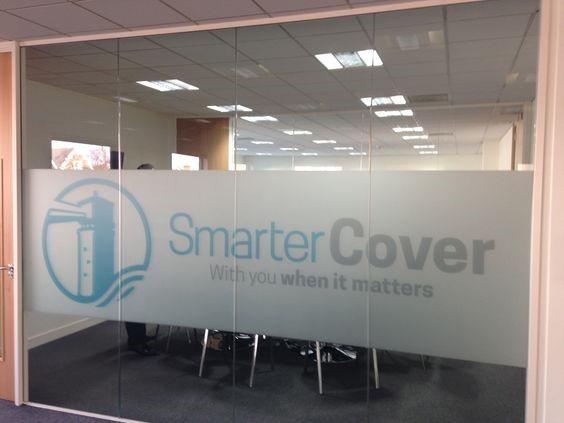 Corporate Office Branding