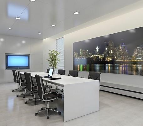 Custom Wallpaper for Office