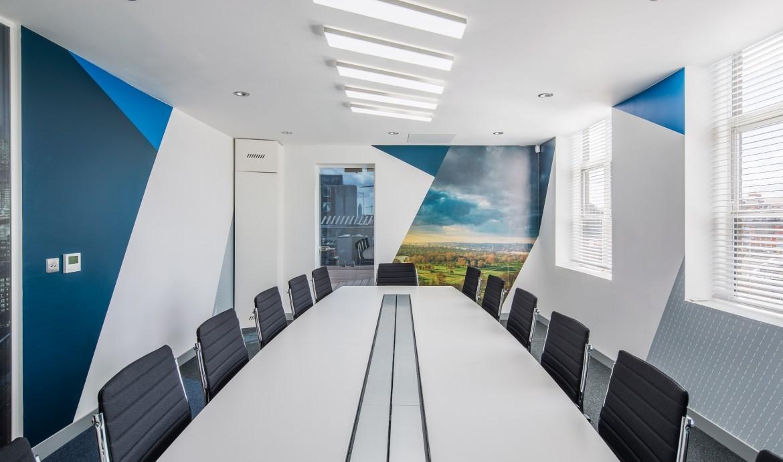 Office Branding Wall Graphics