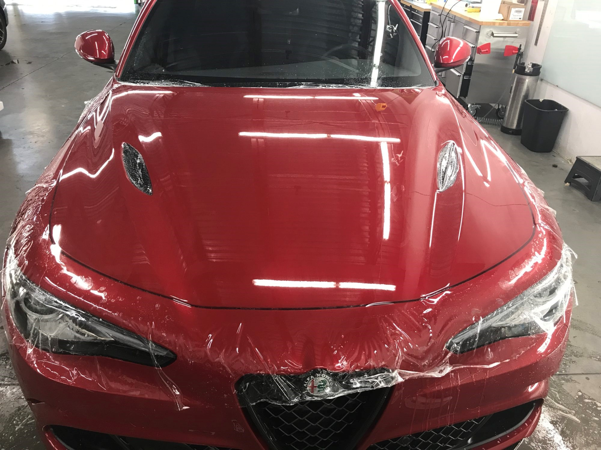 Paint Protection Film Durban