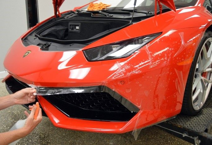 SFF's Paint Protection Film