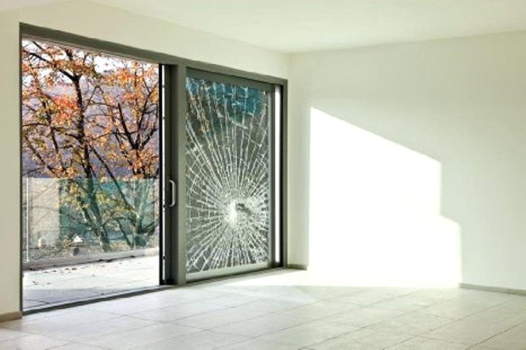 Safety Film for Glass Doors