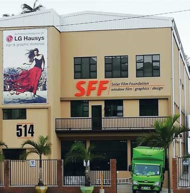 Window Film Distributors Durban