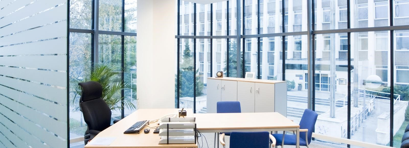 Window Tint for Your Office