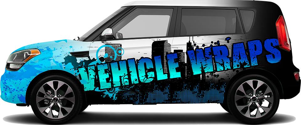 automotive vehicle wrapping