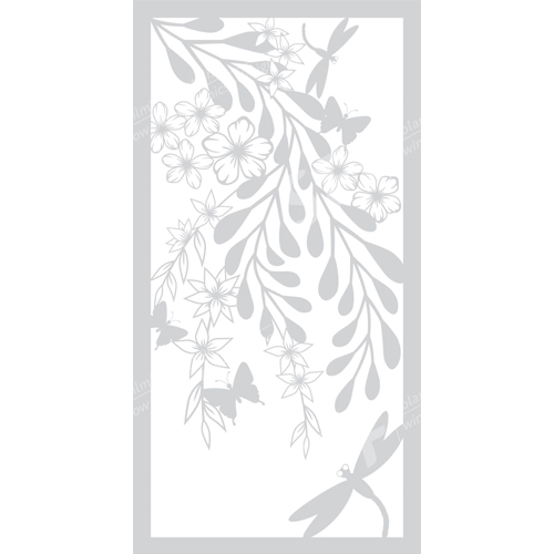 Flower Pattens - GA000437