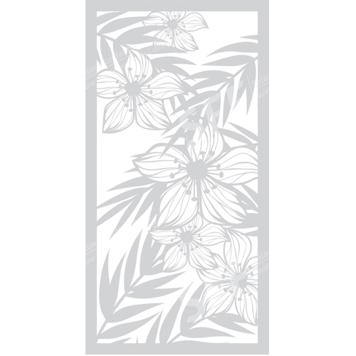 Flower Pattens GA000438