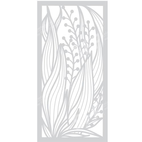 Flower Pattern GA000440